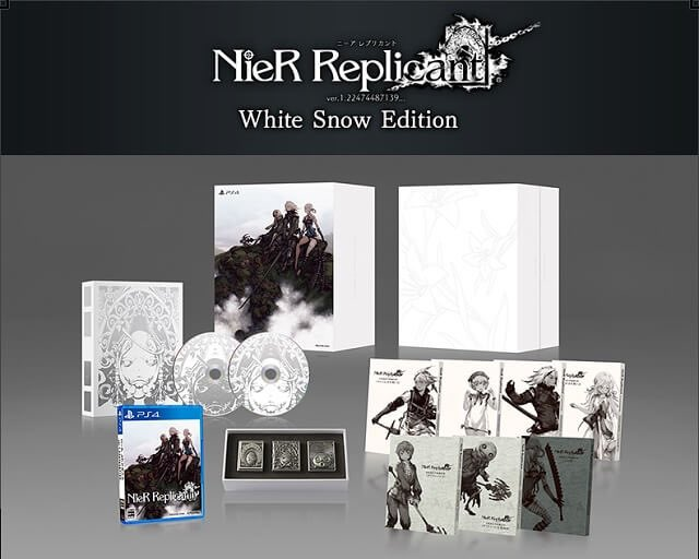 nier snow white